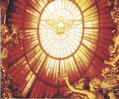 Heiliger Geist, Petersbasilika, Rom