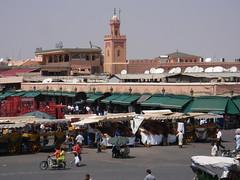 Marrakech: Jemaa-el-Fna