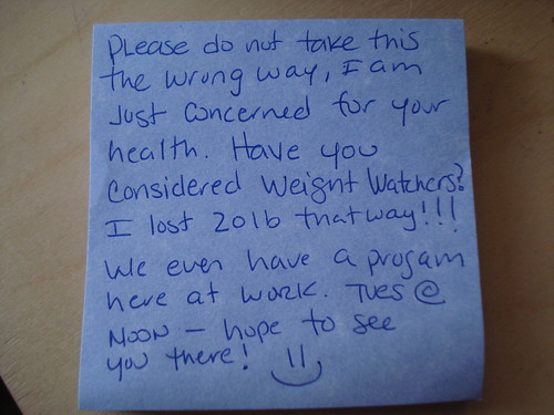 weight watcher your way