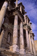 40019066 (wolfgangkaehler) Tags: old archaeology architecture turkey ruins europe arch architecturaldetail columns ruin column ephesus antiquity kusadasi antiquities ephesusturkey libraryofcelsus kusadasiturkey