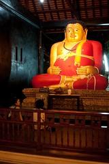 Derrière le temple