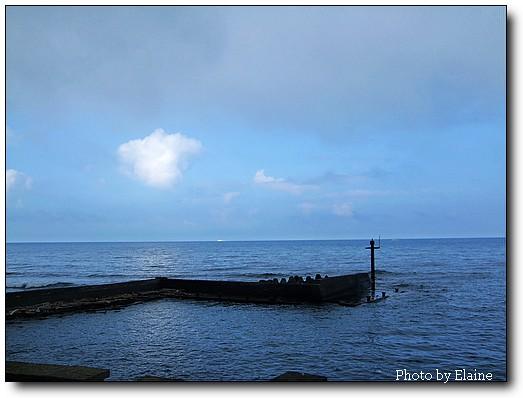 洋荳子海邊