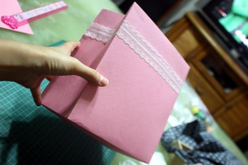 天使媽媽的紙袋教學 036