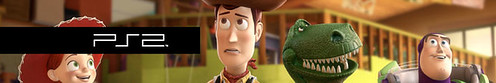 PS2: Toy Story 3 The Video Game