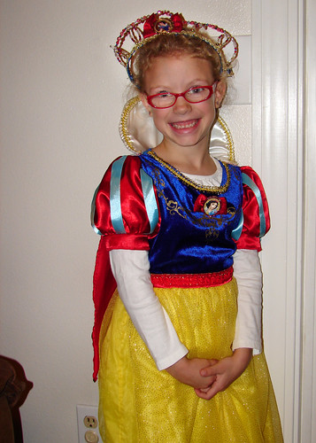 Sydney as Snow White