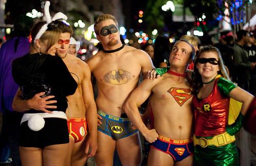 Pick your superhero