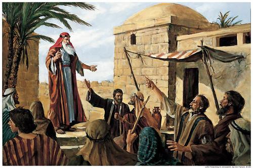 Evidencias del Libro de Mormn Lehi en el papiro de Samaria y en