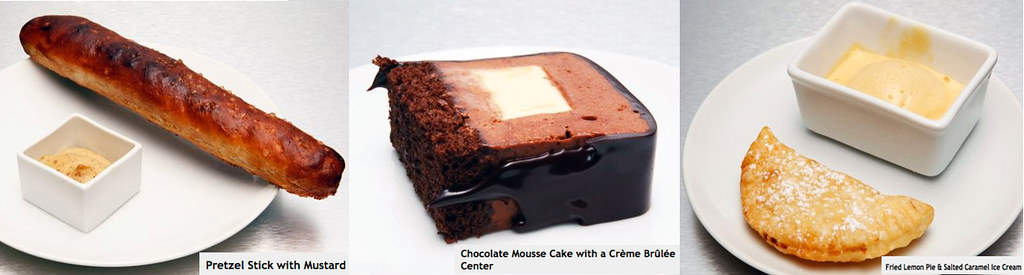 morgan's desserts