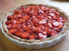Making Strawberry- Red Wine and Balsamic Cream Tart-6.jpg