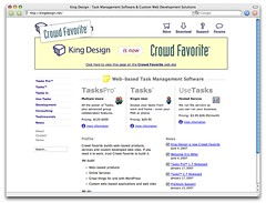 King Design to Crowd Favorite