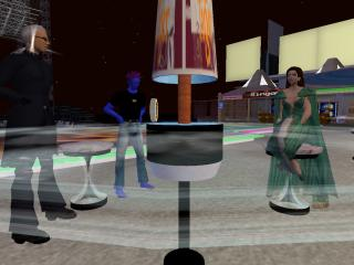 Meeting Kevin and Kathryn in SL