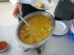 Makan Siang - Gulai Ayam