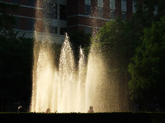Fountain, Hoboken - by Nesster