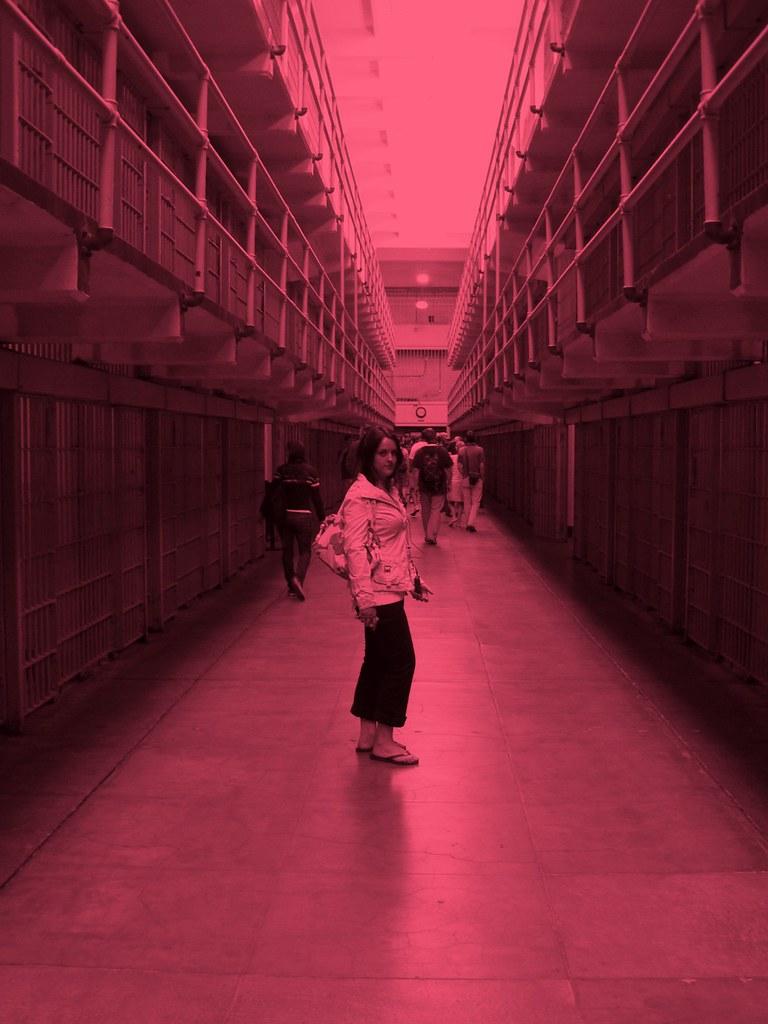 KRiSS à Alcatraz