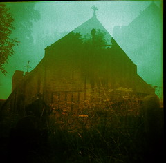 Edward Olive's (x-pro, x-orcist) Path to Hell (VEB Zardoz the Gravyboat) Tags: uk brown green classic tlr church grave graveyard southwales wales 1932 vintage weird xpro crossprocessed ancient artist doubleexposure voigtlander hell creative 666 evil slide august slidefilm historic norman creepy sin horror demon actor churchyard analogue manual twisted manualfocus lawyer senseless heretic decadence possession exorcist oldcamera evilgenius thebeast monstrous boxcamera tripleexposure atheist clergy prewar demonicpossession caligula rubbishcamera satanist trueart agfarsxii voigtlanderbrilliant voigtar edwardolive southwalesvalleys caligulite veryverygreenish voigtarf77 lubitelprototype pazazu mindlesscrap 320camera oldshedofabolloxedcamera evilinfluence thecorruptor brilliantbuttwisted thebillyfriedkinofchueca