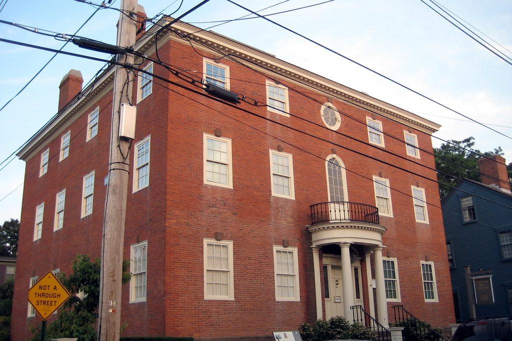 RI - Newport: Whitehorne House Museum