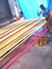 "Threadpulling at the Handloom Weavers' Co-operative • <a style=""font-size:0.8em;"" href=""http://www.flickr.com/photos/9310661@N04/1243036032/"" target=""_blank"">View on Flickr</a>"