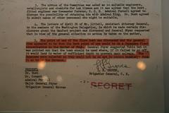documents relating to the atomic bomb dropped on Hiroshima, Hiroshima Peace Memorial Museum (flashlightfish) Tags: japan museum paper peace letters hiroshima papers document letter bomb atomic documents atomicbomb abomb hiroshimapeacememorialmuseum