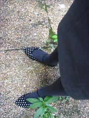 Ariel's shoes