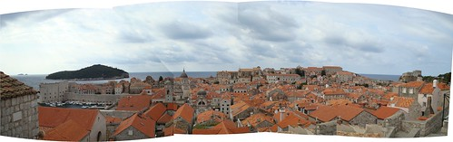 Panorama of the Old City