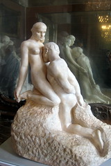 Paris - Muse Rodin: L'Eternelle Idole (wallyg) Tags: sculpture paris france statue museum europe muserodin rodin hotelbiron rodinmuseum museerodin augusterodin theeternalidol htelbiron eternalidol leternelleidole