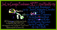 JueL Resistance Fundraiser - Blog-
