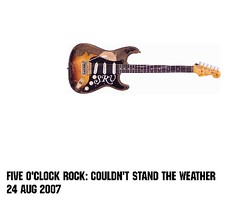 Five O'Clock Rock: Couldn't Stand the Weather