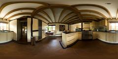 Around the Kitchen in 360 Degrees (flayer) Tags: panorama house home kitchen 360 indoor fisheye spherical equirectangular nodalninja