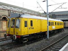 UK class 960 (ex-class 121) (onewayticket) Tags: diesel transport trains carillion railways bubblecar