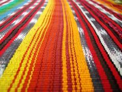Tessuto - Weave (magellano) Tags: red color colour yellow grey pattern colore guatemala vivid atitlan sanmarcos weaving weave tessuto colorphotoaward aplusphoto colourartaward artlegacy goldstaraward creattivit superstarthebest