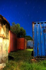 Haydom container backyard, relatives quarters V2