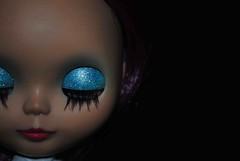 Her pretty eyelids