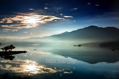 Sun Moon Lake (bibi.barbie) Tags:  sunmoonlake  nikond80  bibibarbie
