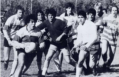 Men's rugby at Vassar, 1982