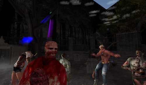 zombies at jakes club resort
