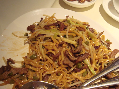 Fried noodles@Imp Treasure