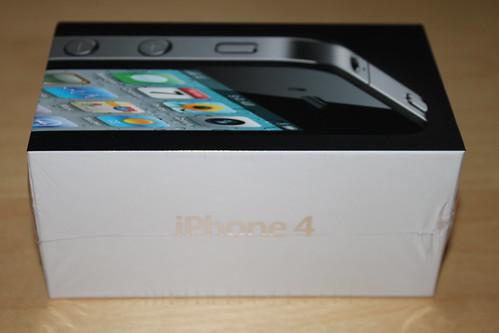 iPhone 4 - nur leider nicht meins...