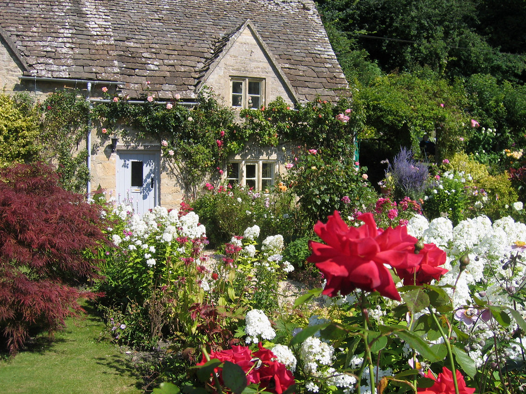 Home garden information center cottages anglais - Decoration cottage anglais ...