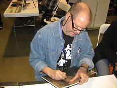 Mike Mignola Signing
