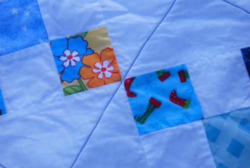 Christmas Stockings Fabric