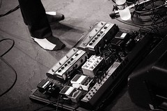 Andrew Bird @ Cigale, Paris   04.06.2007 (Rod Maurice - Lame de Son) Tags: paris live canon5d concerts andrewbird fargo volume lacigale photosconcerts lacigalesfr