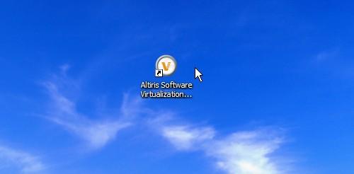 SVS - aggiornamento alla versione 2.1 in italiano: icona sul desktop