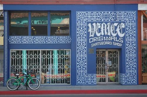 Venice Originals Skateboard Shop