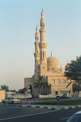 001 Dubai Jumeirah  Mosque