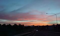 Sunset (rickyjdog) Tags: sunset phone ricky albury
