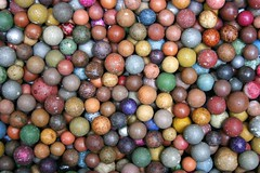 Marbles (just.Luc) Tags: stilllife childhood vintage toy explore nostalgia clay marbles innerchild murmeln billes knikkers anawesomeshot