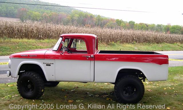 2005 truck nikon 4wd pickup dodge mopar ok4wd powerwagon truckfest05 stewartsvillenj