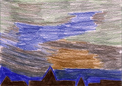 Clouds 3th sketch