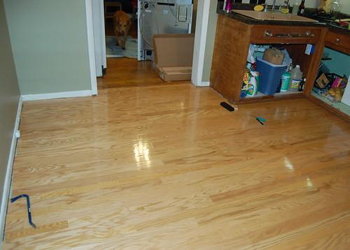 $10 Craigslist floor