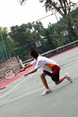 Wah tennis pro